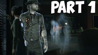 Murdered Soul Suspect Walkthrough - Part 1 Playthrough Gameplay PC