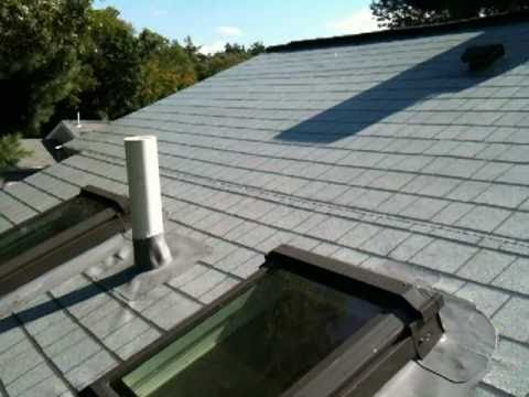 Ice Dam Prevention Low Slope Roofing Membrane We