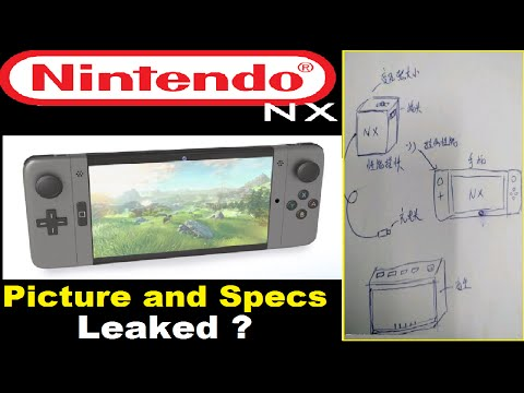 New Nintendo NX Picture and Hardware Specs Leaked By Foxconn Employee (Rumor)NX Production Begins