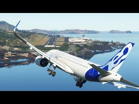 AIRBUS SETUP in Flight Simulator 2020 (TCA Sidestick & Throttles)