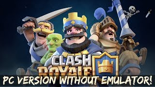 Gambar cover How to Download Clash Royale in PC and Mac Without Using Emulator