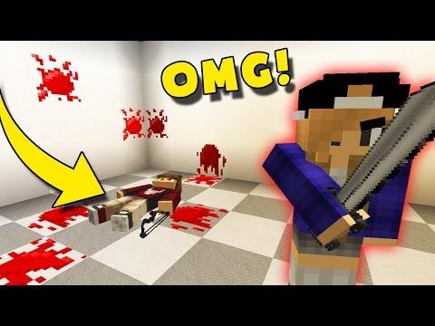 BETH KILLED ME! - Minecraft Murder Mystery with Jaybull