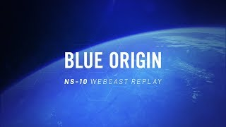 Replay of NS-10 Webcast