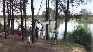 Свадьба на природе)