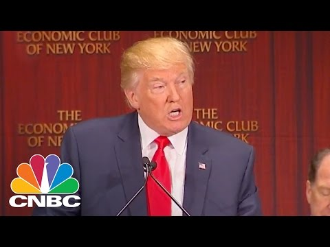 Donald Trump: There's A Silent Nation Of Jobless Americans | CNBC