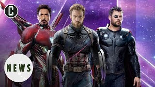 Infinity War Box Office Tracking for Massive 225 Million Debut