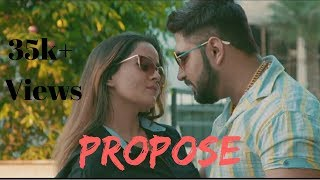 Propose full song Official | Vipin Joon | Aman Dabas | Mohini Gupta | Latest Haryanavi song 2017