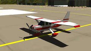 Cessna 182 Skylane SimplePlanes