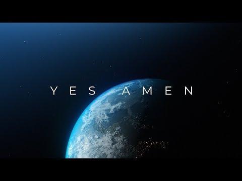 YES AMEN    Dreamer's Church Worship   Video Lyrics