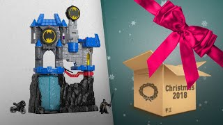 Most Wished For Batman Toys Kids Gift Ideas / Countdown To Christmas 2018 | Christmas Gift Guide