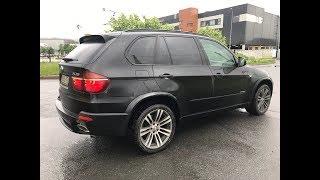 BMW X5 4.0d ! Нужно ли переплачивать миллион за е70 посвежее ?!