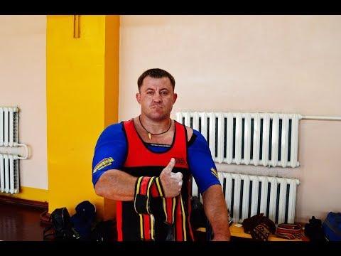 ЧРБ по экипировочному жиму 2018г. Дмитрий Шашков 3-й подход, 340кг.
