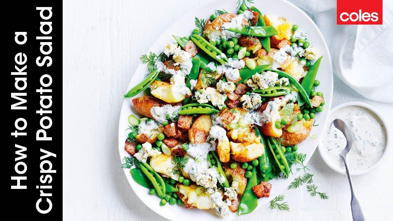 Coles Creamy Potato Salad Recipe