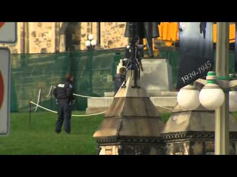 Ottawa Shooting: Soldier Shot at Canada's National War Memorial