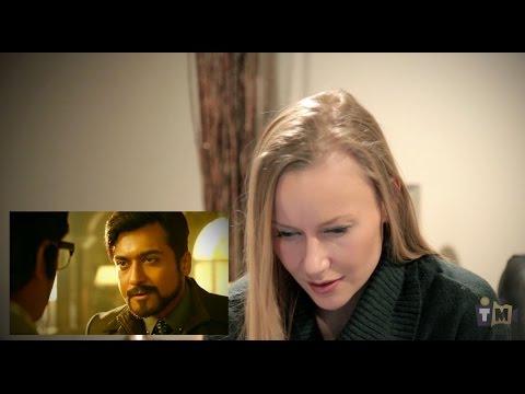 24 Official Teaser Trailer Tamil  Reaction by Rita | Suriya, Samantha, Nithya Menen | A.R. Rahman