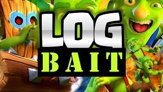 Log Bait :: A New Era In Bait Decks! Clash Royale Pro Tips W/ Rrebel