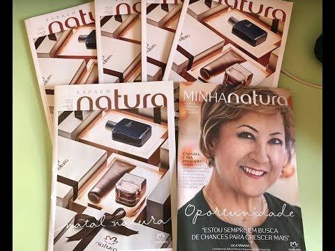 Revista Natura Ciclo 16/2017 - Folheto de NATAL