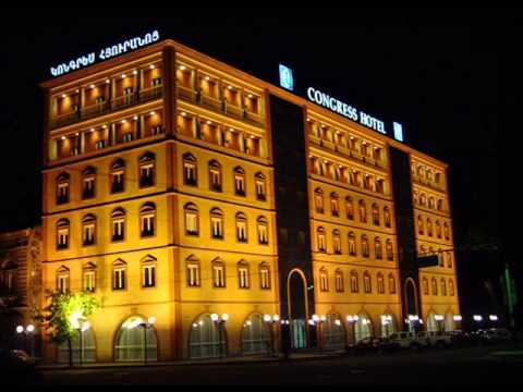 Туризм в Армении, самые красивые место в Армении ,,Congress Hotel,,