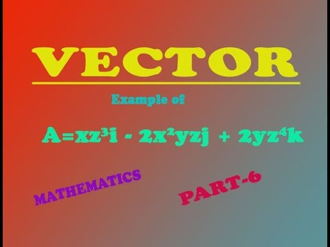 VTU Engineering Maths 1 VECTOR find div A  Curl A  and Div(curl A) at (1,-1,1)