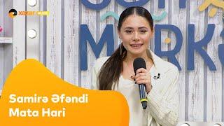 Samirə Əfəndi - Mata Hari (Eurovision 2021 song)