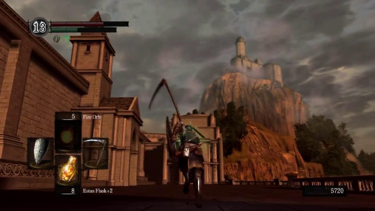 Dark Souls 1 all lore part 13: Anor Londo - YouTube