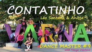 Baixar DANCE MASTER #9 with Tanya Valcheva (Contatinho - Léo Santana & Anitta)