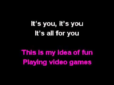 Video Games - Lana Del Rey (Karaoke)