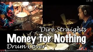 Dire Straits - Money For Nothing Drum Cover