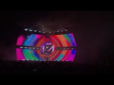 ZEDD ECHO TOUR 2018 Japan Tokyo