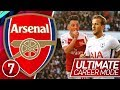 FIFA 19 ARSENAL CAREER MODE #7 | INSANE NORTH LONDON DERBY! (ULTIMATE DIFFICULTY)
