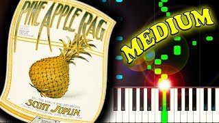 SCOTT JOPLIN - PINE APPLE RAG - Piano Tutorial thumbnail