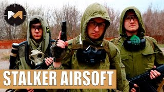 STALKER AIRSOFT GAME - Part 3. Сталкер, страйкбольная ролевая игра - Серия 3(Канал по Сталкерстрайку: https://www.youtube.com/user/andreyp0et Facebook: https://www.facebook.com/MartyAirsoft/ Instagram: ..., 2016-04-23T18:43:19.000Z)