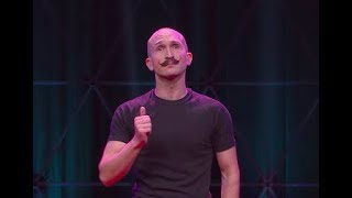 Queen's Bohemian Rhapsody Performed in Sign Language | Andy Dexterity | TEDxSydney