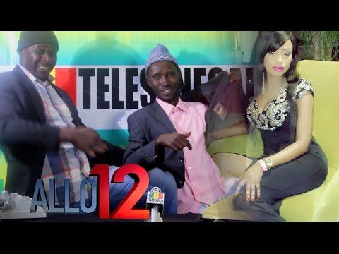 Le nouveau single de Mbathio dans Allo 12 avec Pa Nice et Wadioubakh - Tele Senegal