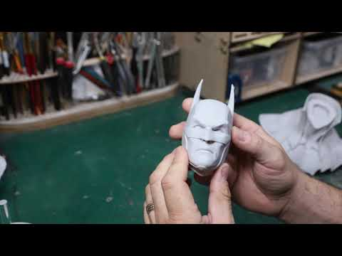 Resin Dust Batman Busts Review