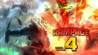 Dota 2 Rampage Vol. 4