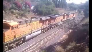 Ivy Street Bridge Construction Riverside CA - Over Train Tracks