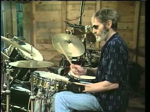 Levon Helm Teaches Classic Rock, Country & Blues Drumming