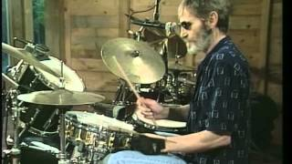 levon helm teaches classic rock country blues drumming