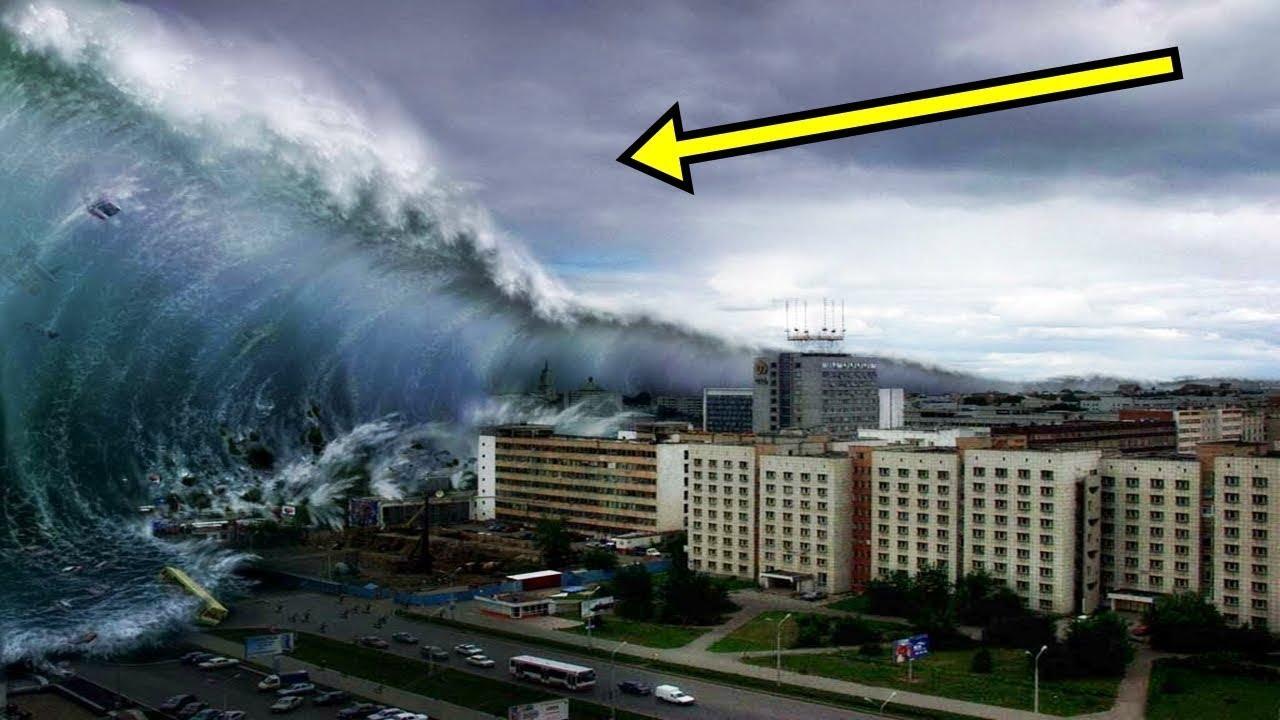 Waxy org amateur tsunami video footage