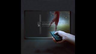 벽걸이 티비거치대 KW-44T 설치동영상