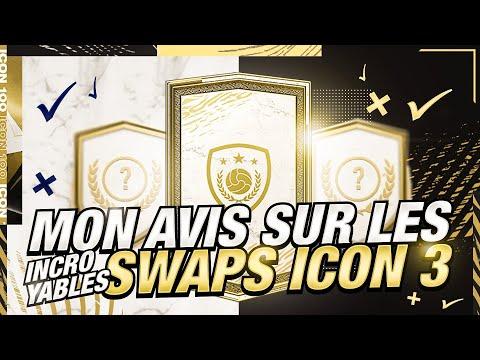 MON AVIS SUR LES INCROYABLES SWAPS ICONES 3