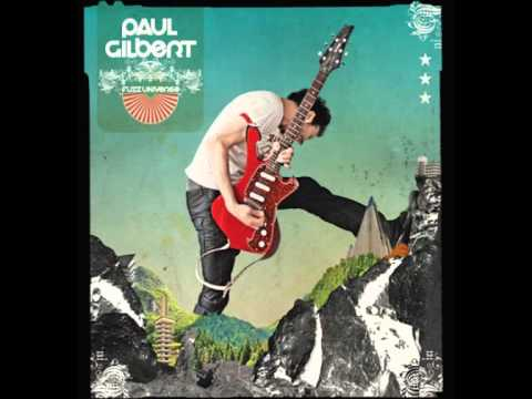 Paul Gilbert - Fuzz Universe (2010) *High Quality* *Re-upload*