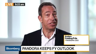 Pandora CEO Says Start of Year Matched Expectations