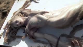 İspanya'da Bulunan Deniz Kızı Herkesi Şok Etti