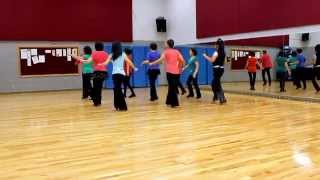 Don't Disturb Me - Line Dance (Dance & Teach in English & 中文)