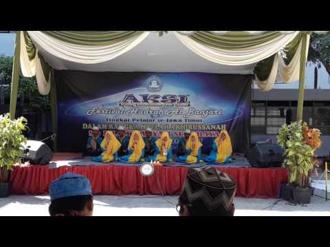 Raudhatul jannah FESBAN At SDI Maryam Surabaya 2017