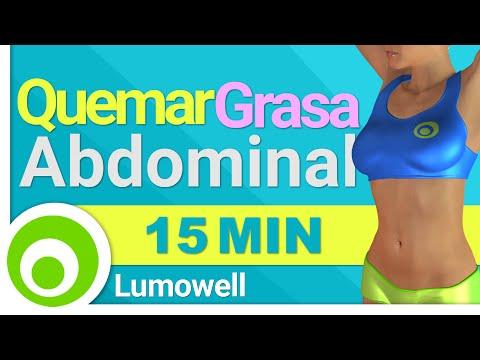 Quemar Grasa Abdominal. Ejercicios para Reducir la Cintura Rápido -  HIIT para Eliminar Rollitos