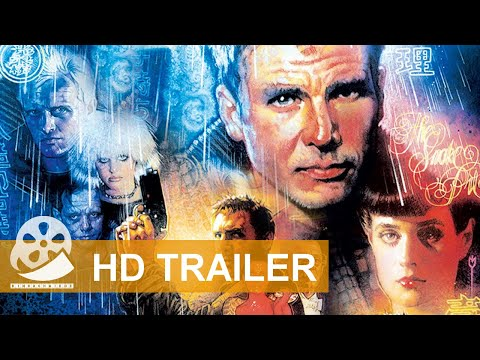 BLADE RUNNER (1982) - HD Trailer Deutsch