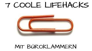 Buroklammer Life Hacks